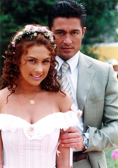 Aracely Arámbula, Fernando Colunga,