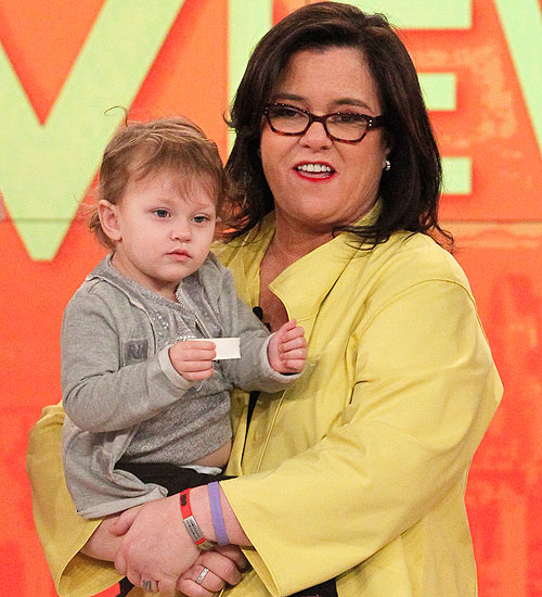 Padres gay cool, Rosie O'Donnell