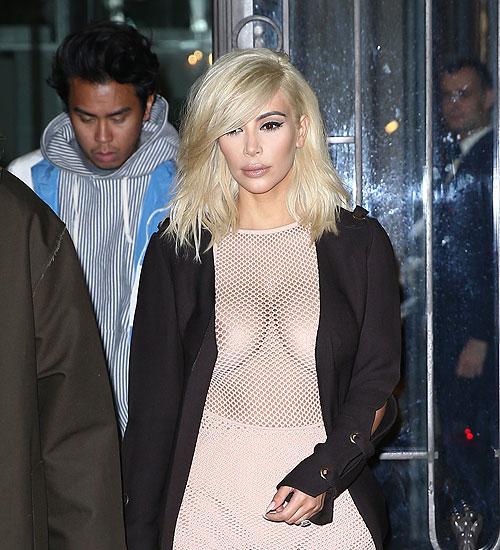 Kim Kardashian, Míralos