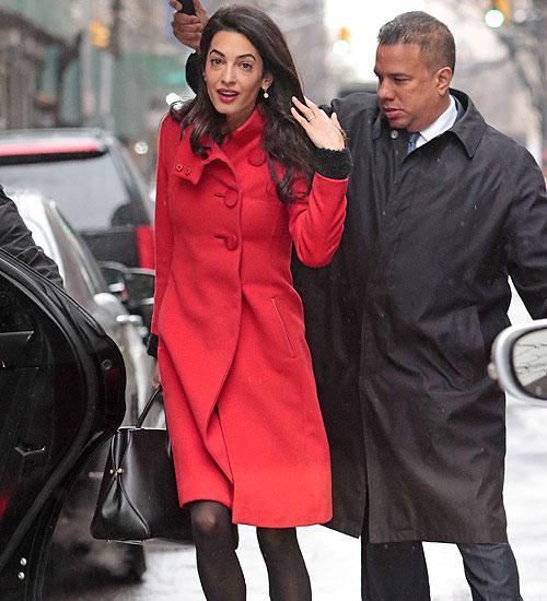 Amal Clooney, Míralos
