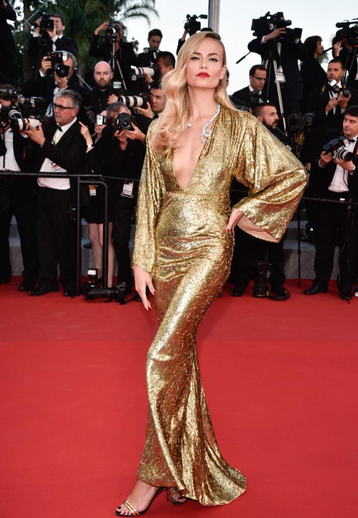 Natasha Poly, Cannes