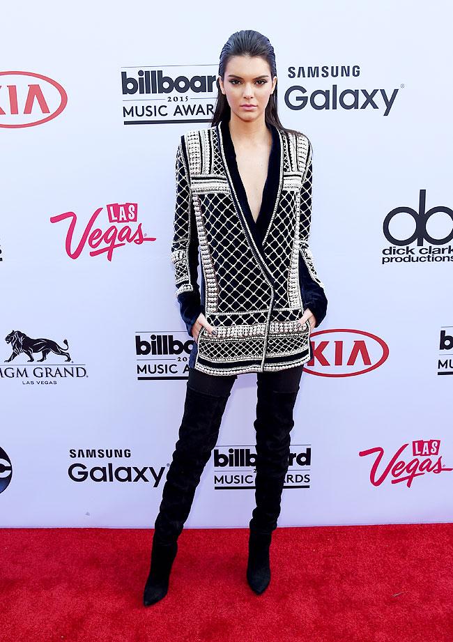 Kendall Jenner, Billboard 2015
