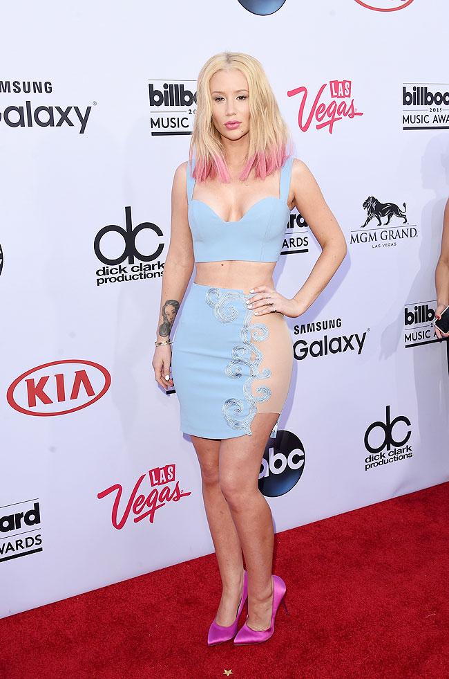 Iggy Azalea, Billboard 2015