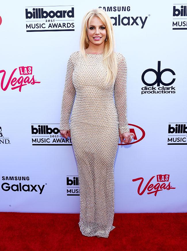 Britney Spears, Billboard 2015