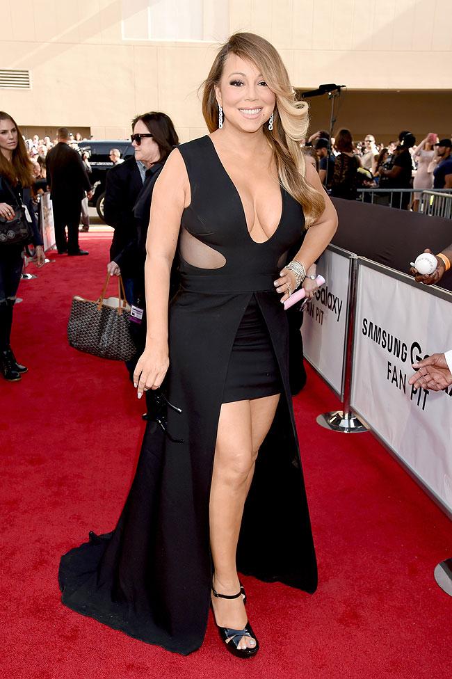 Mariah Carey, Billboard 2015