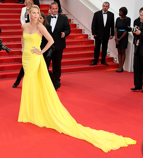 Cannes, Charlize Theron