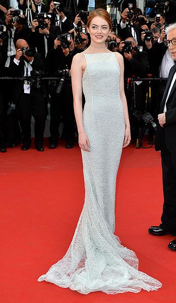 Cannes, Emma Stone