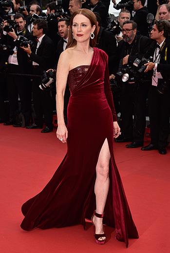Cannes, Julianne Moore
