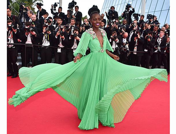 Cannes, Lupita Nyon'o