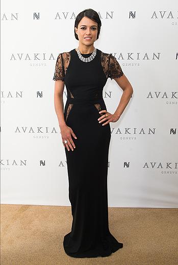 Cannes, Michelle Rodríguez