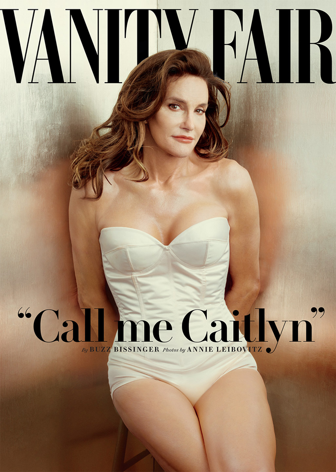 Caitlyn Jenner, formerly known as Bruce Jenner
