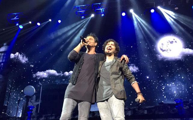 Ricardo Arjona y Tommy Torres