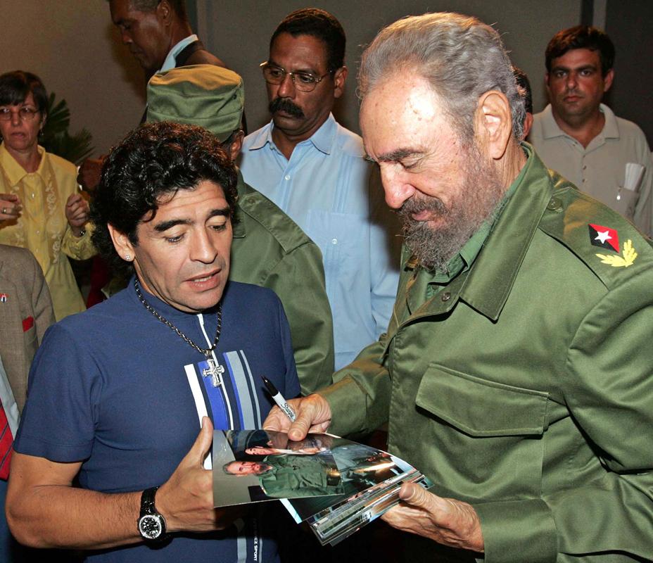 Diego Maradona, 10 cosas