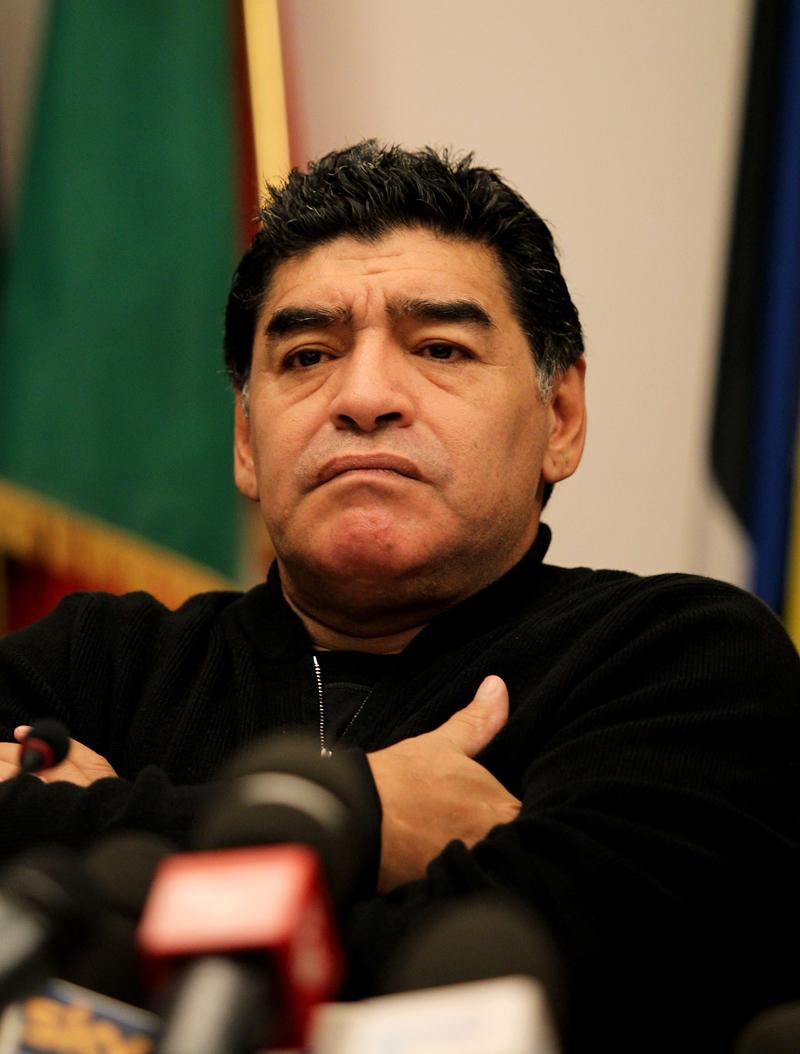 Diego Maradona, 10 cosas d