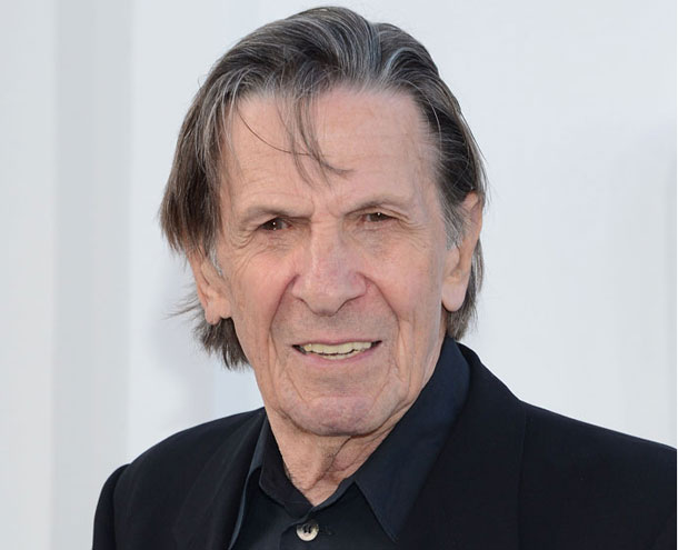Leonard Nimoy, Star Trek, Dr. Spock, fallecimiento