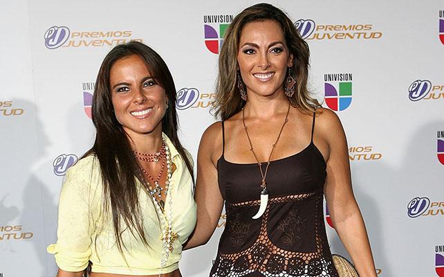 Veronica del Castillo y Kate del Castillo
