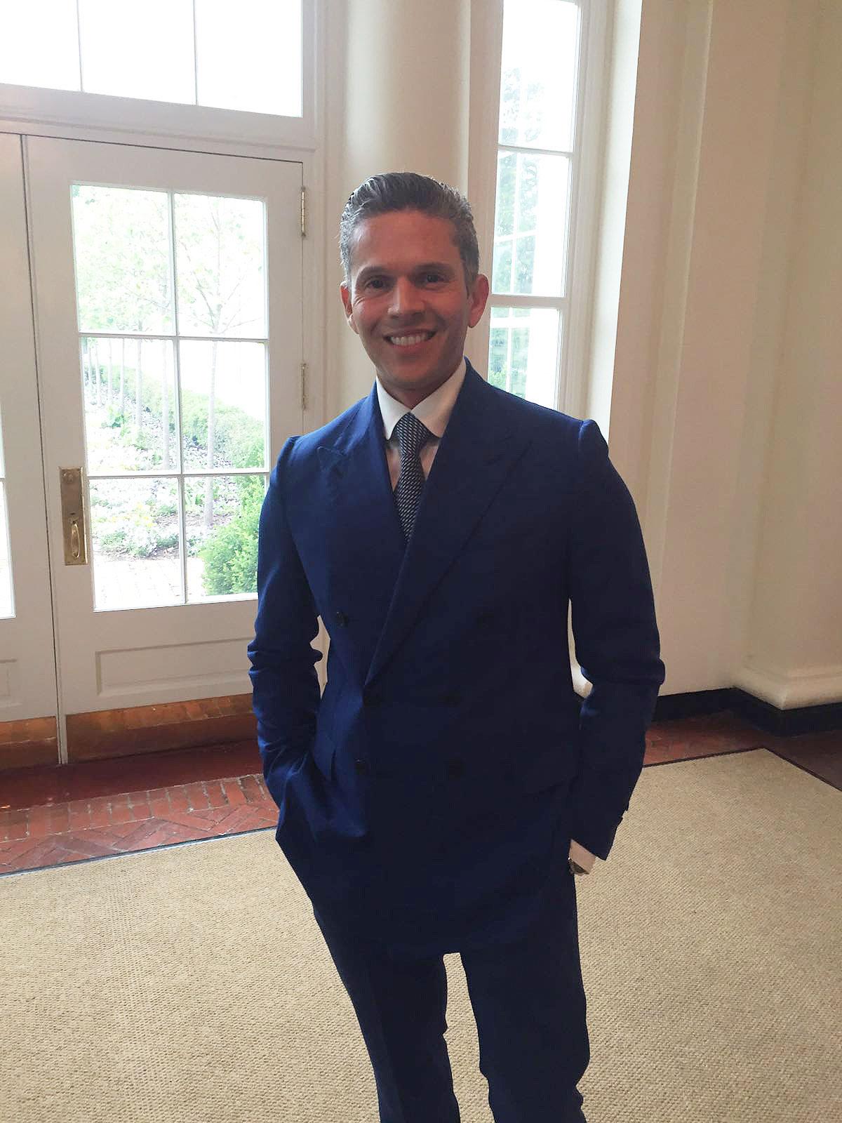 Rodner en Casa Blanca