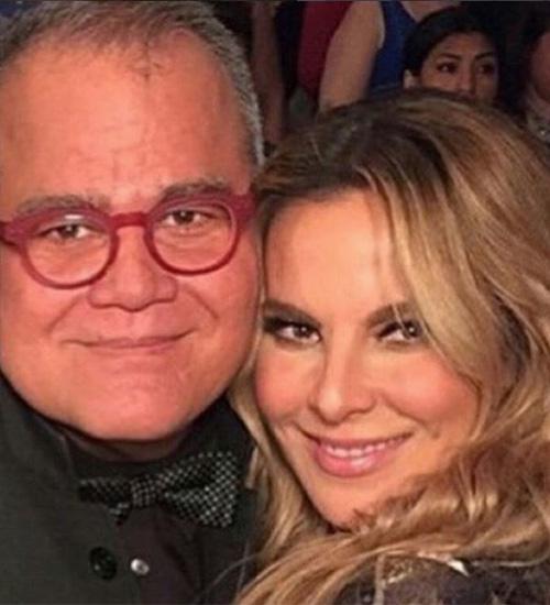 Kate del Castillo y Armando Correa