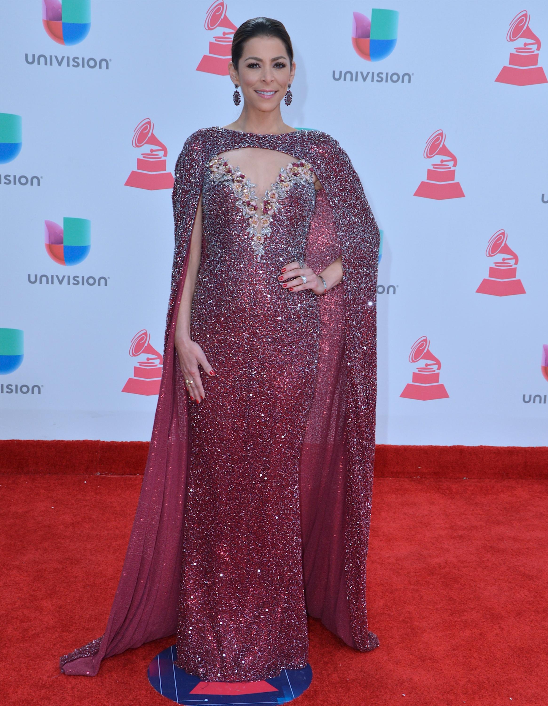 Lourdes Stephen en Latin Grammy