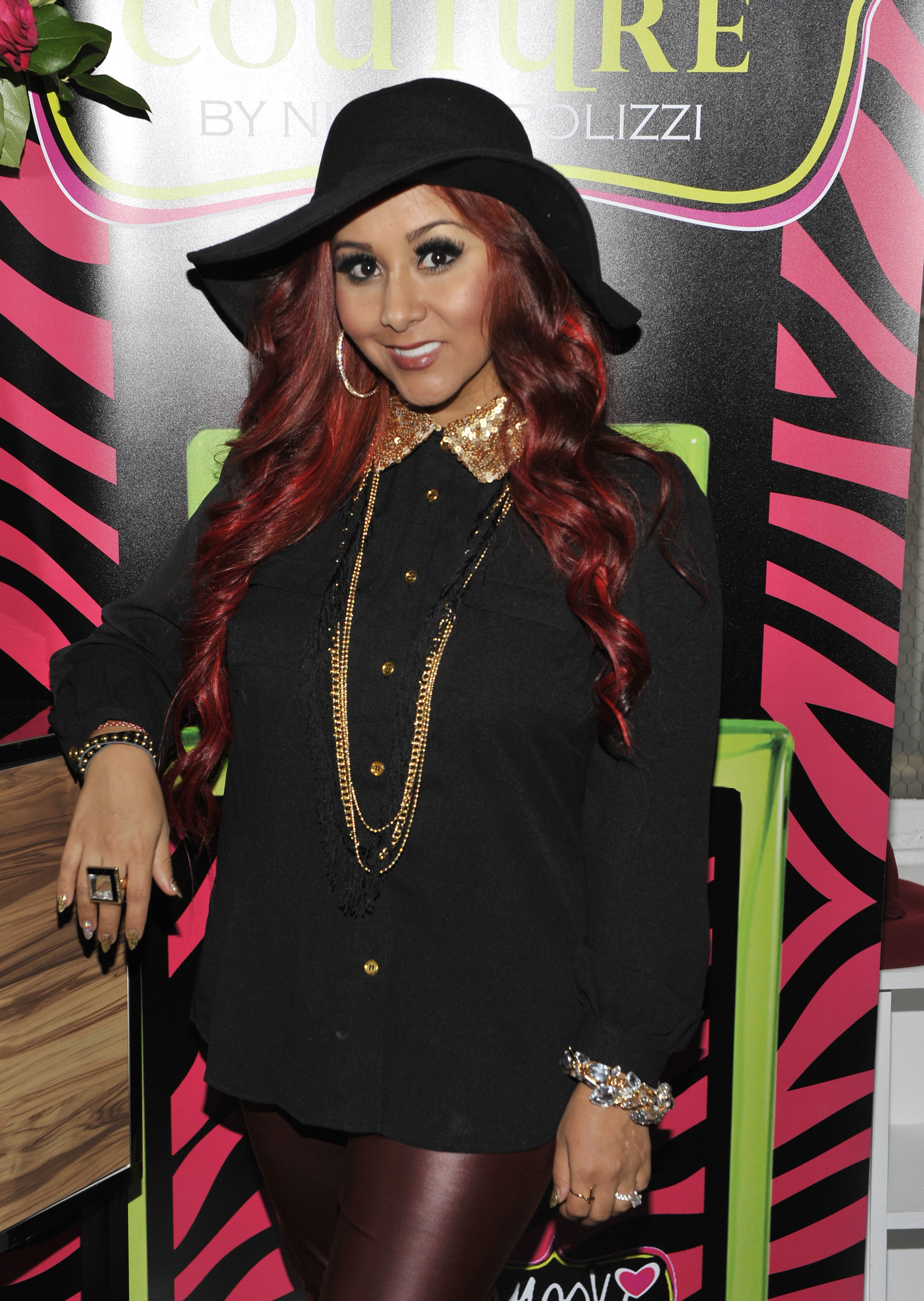 Snooki Couture Beauty Launch