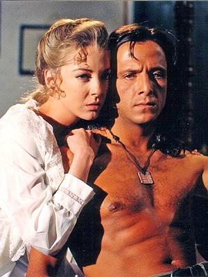 Edith Gonzalez y Eduardo Palomo
