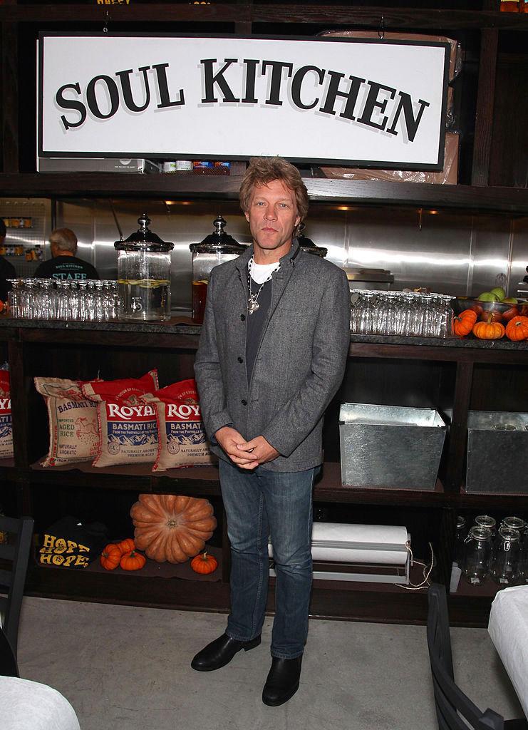 Jon Bon Jovi's Soul Kitchen Opening Celebration