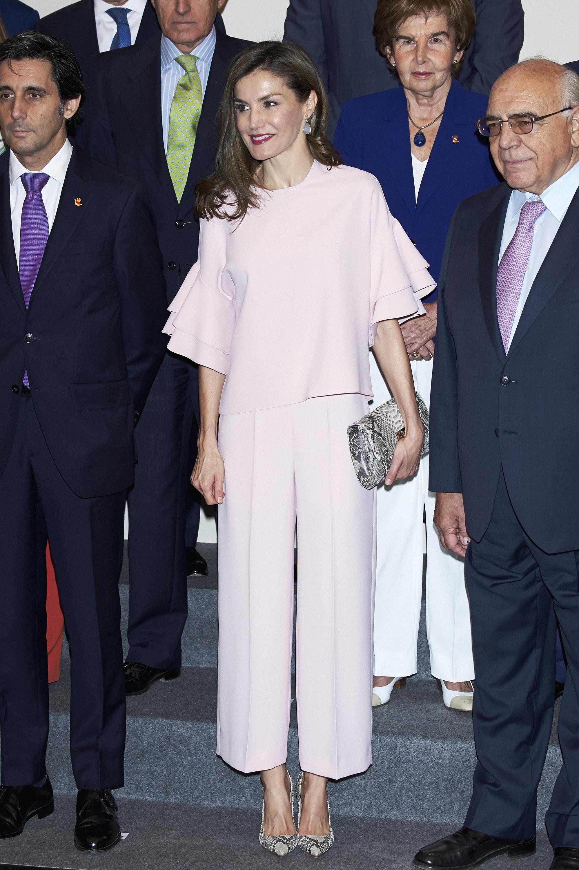 Reina Letizia, look, low cost, Zara, ootd, estilo