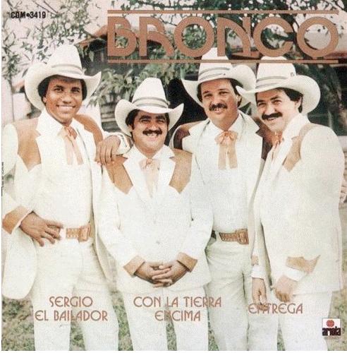Bronco, Mexican Billboard