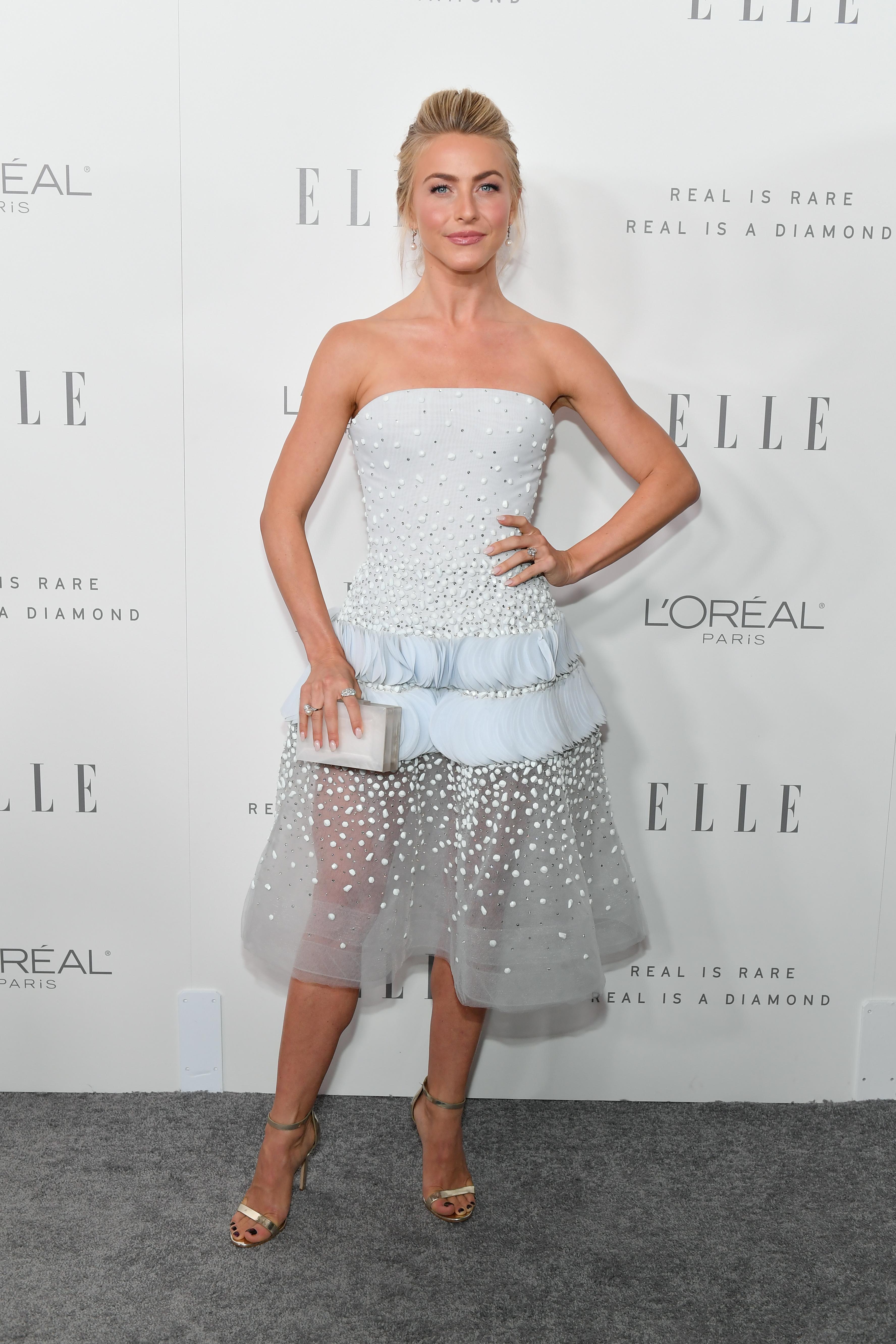 Julianne Hough, looks, estilo, style