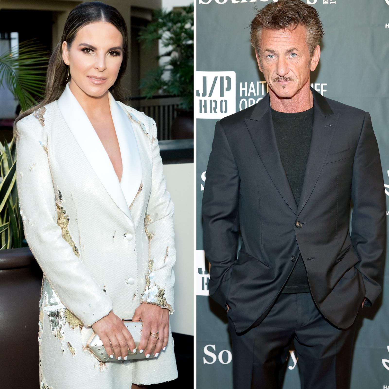 Kate del Castillo y Sean Penn