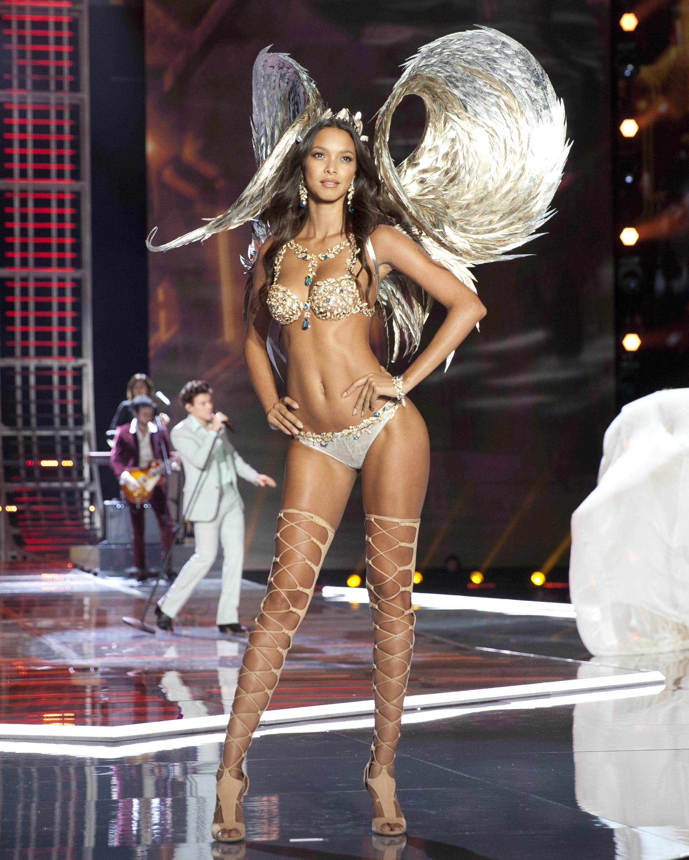 Lais Ribeiro, Victorias secret, fashion show, show, desfile, china