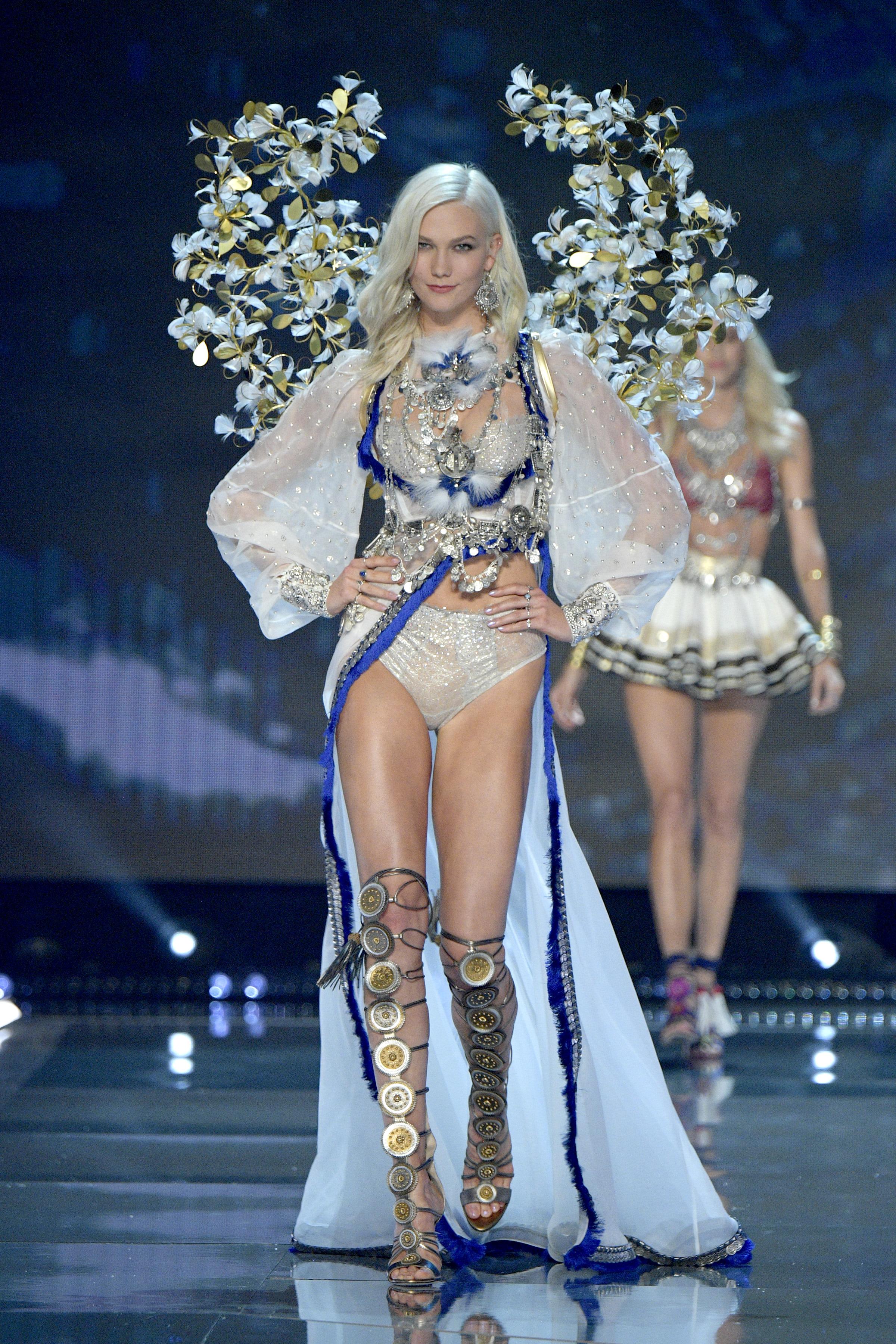 Karlie Kloss, Victorias secret, fashion show, show, desfile, china