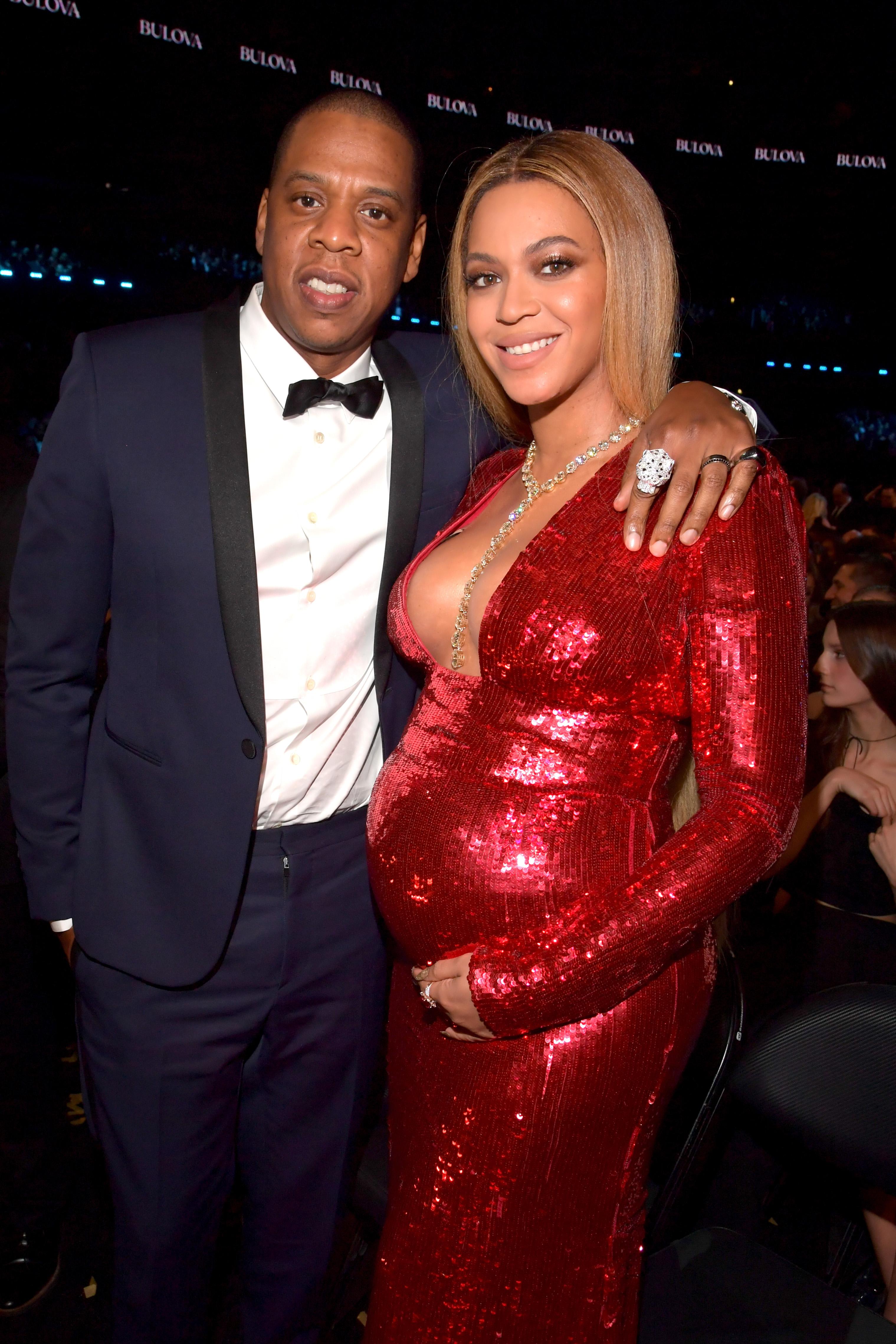 Jay Z y Beyonc