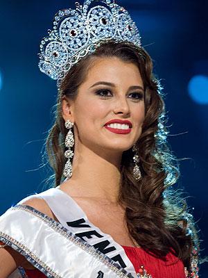 Stefanía Fernández, Miss Universo