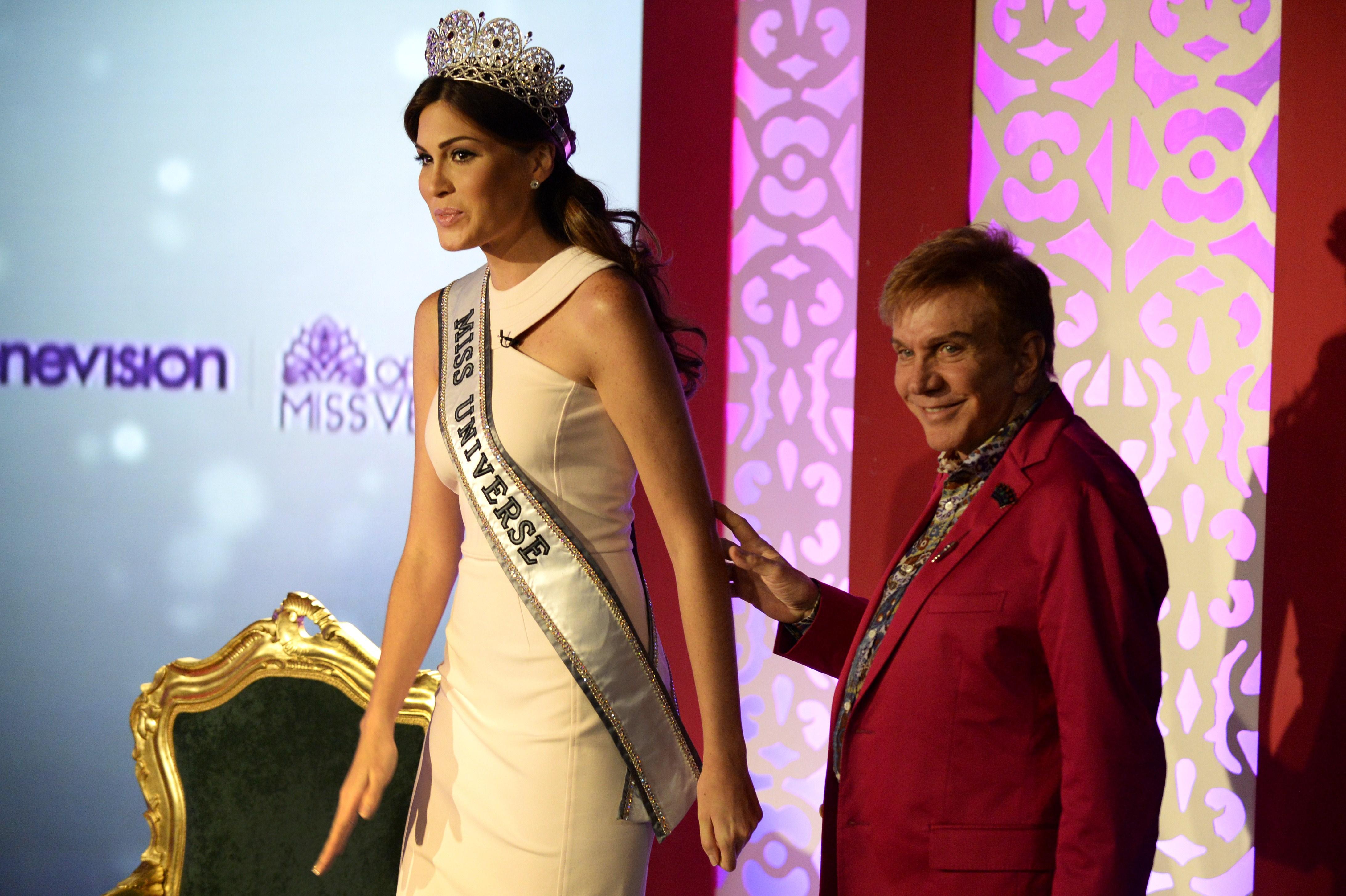 Miss Universe, María Gabriella Isler