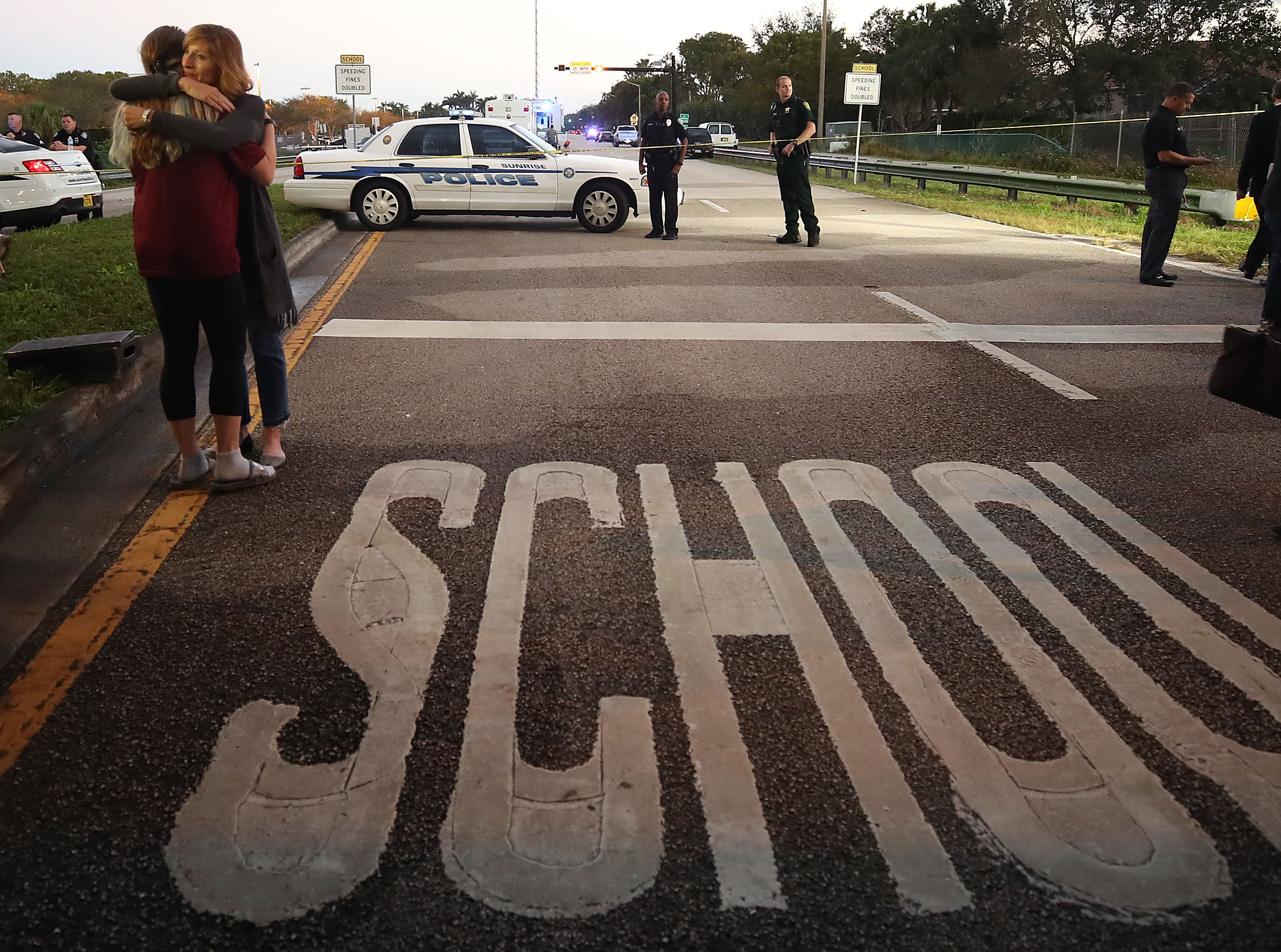 Marjory Stoneman Douglas High School, Parkland, Florida