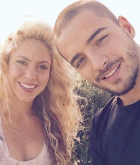 Maluma, Shakira