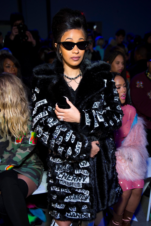 Jeremy Scott - February 2018 - New York Fashion Week: The Shows