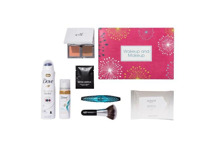 beauty box, target
