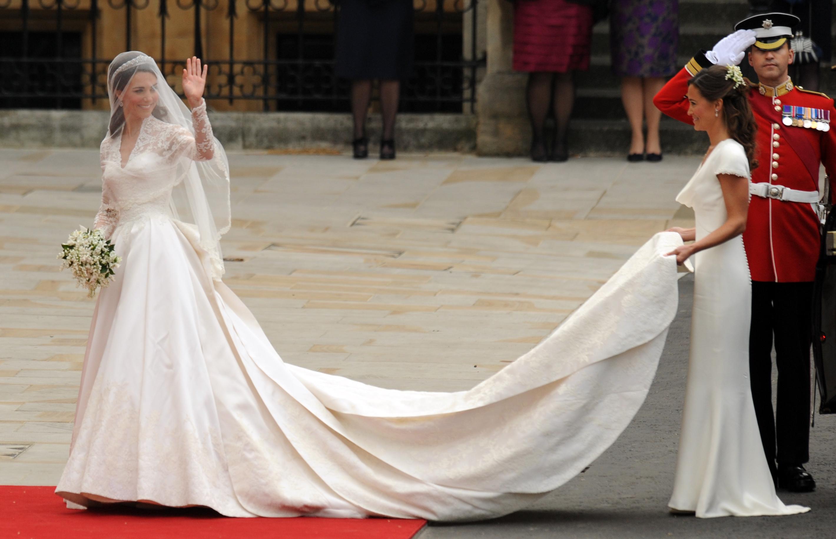 vestidos de novias, realeza, bodas reales