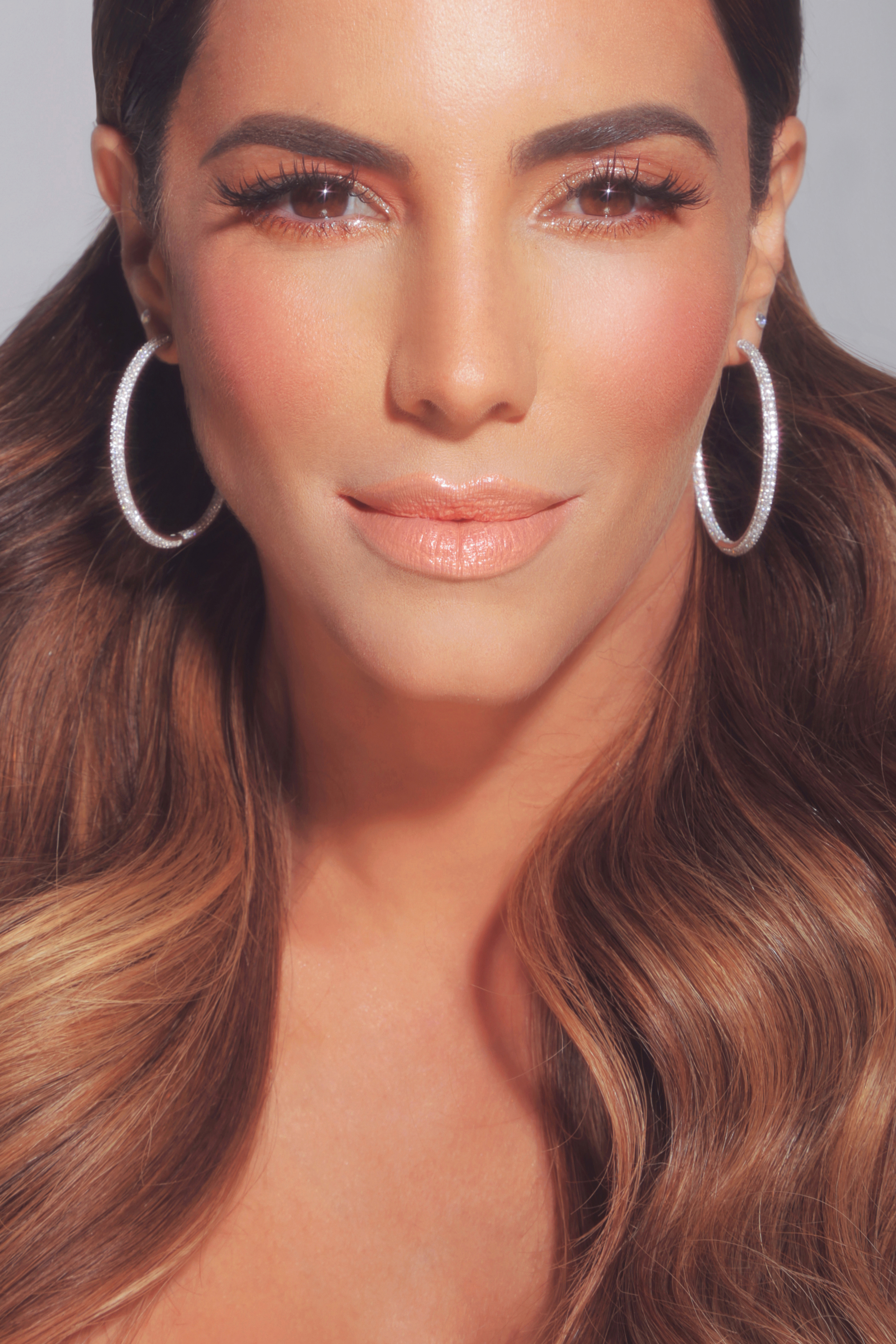 Gaby Espino, summer collection, maquillaje, labiales