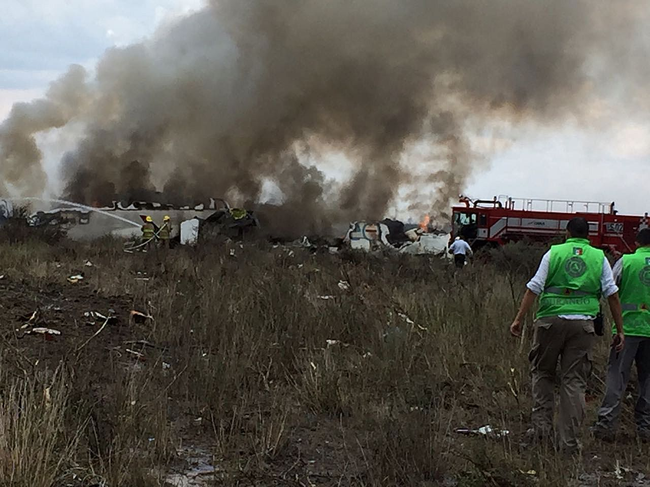 Accidente de Aeroméxico