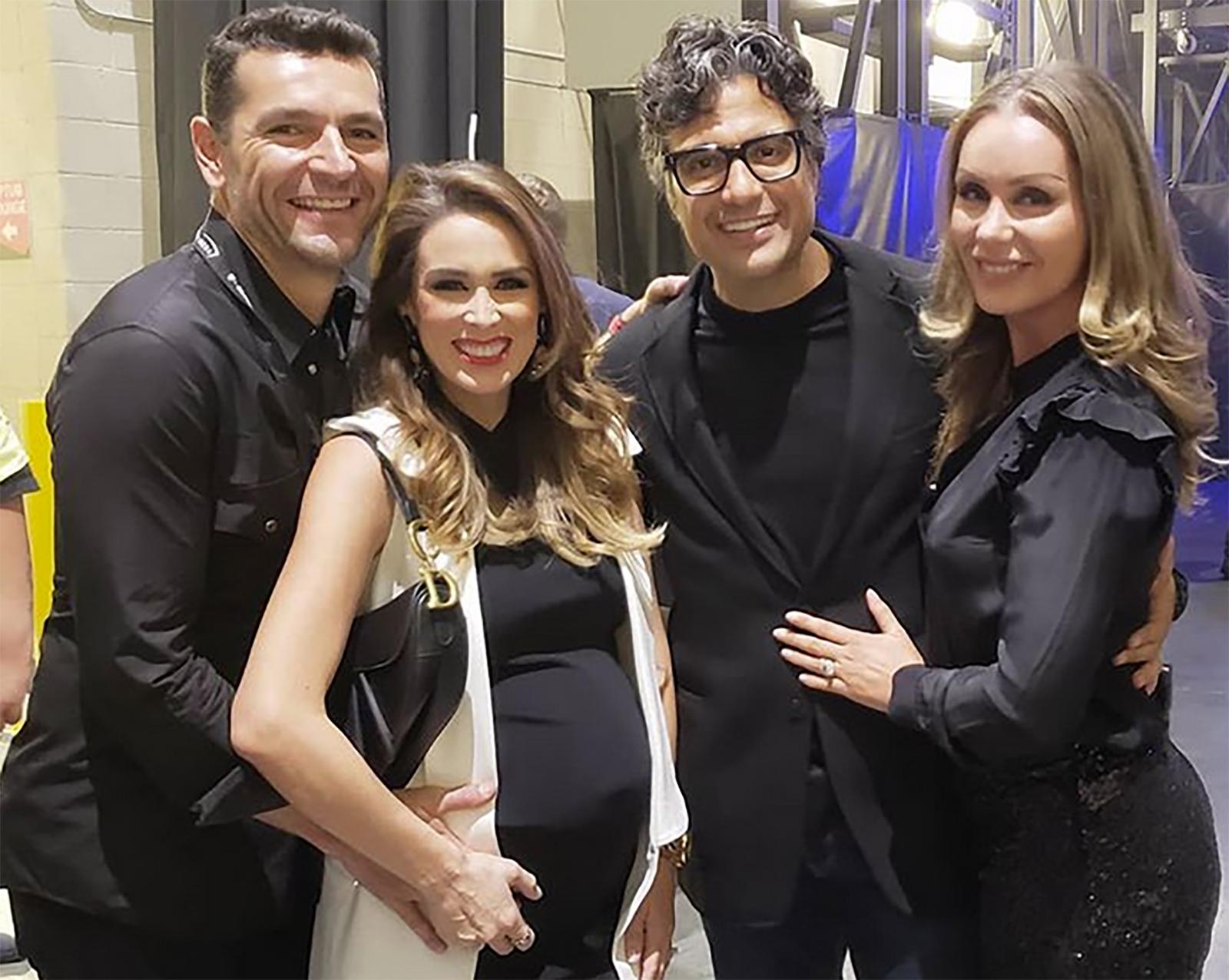 Jacky Bracamontes, Martín Fuentes, Jaime Camil, Heidi Balvanera