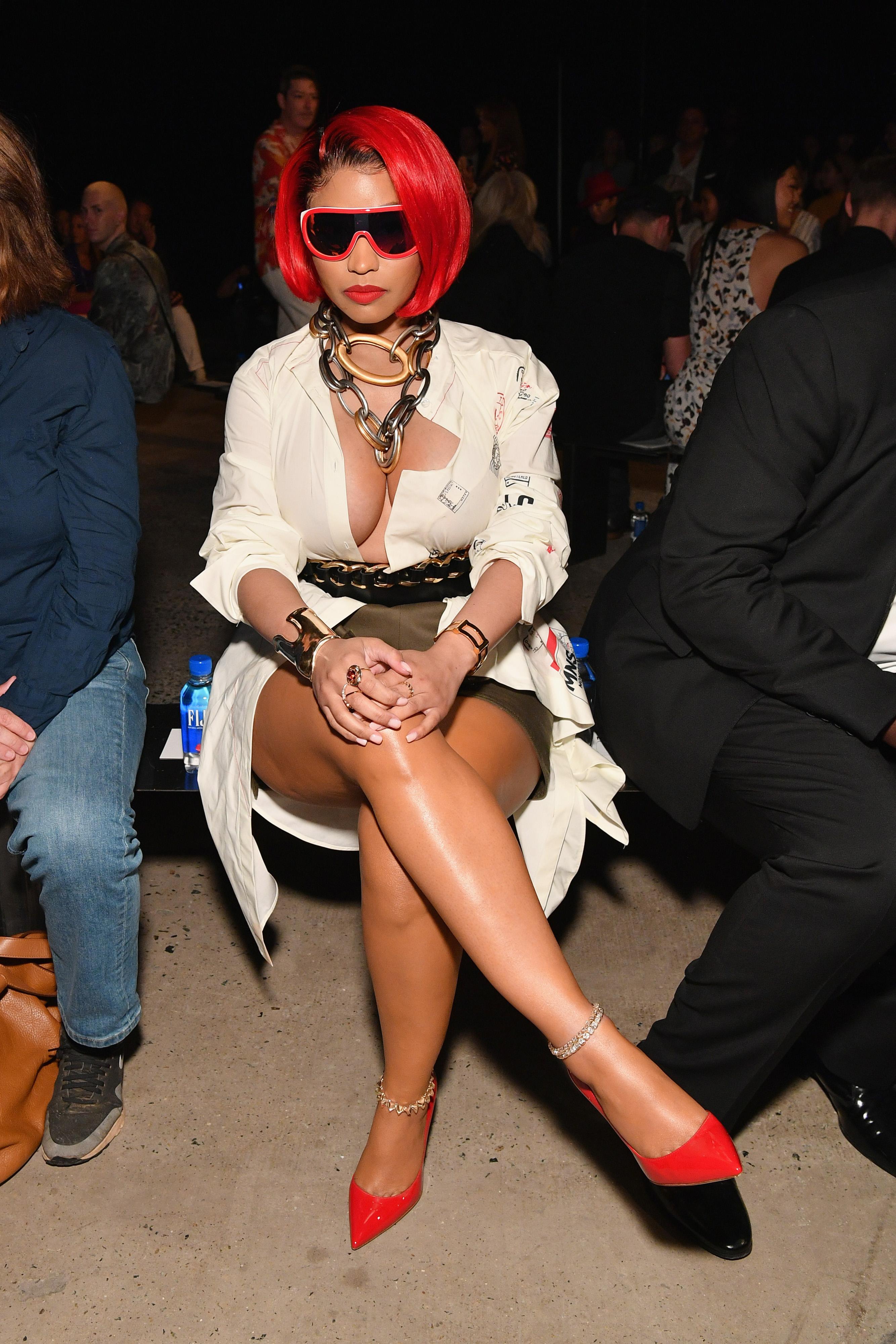 Nicki Minaj, NYFW