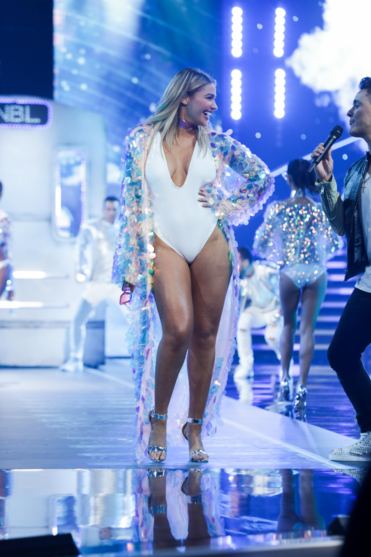 NBL, Nuestra Belleza Latina, traje de baño, sexy, pasarela