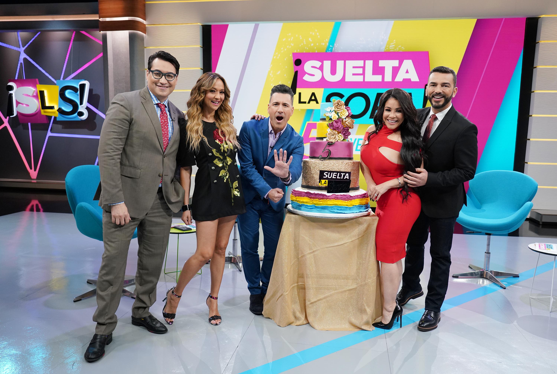 Suelta La Sopa New Set Unveiling