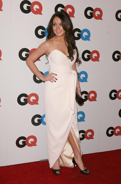 Lindsay Lohan, GQ Man