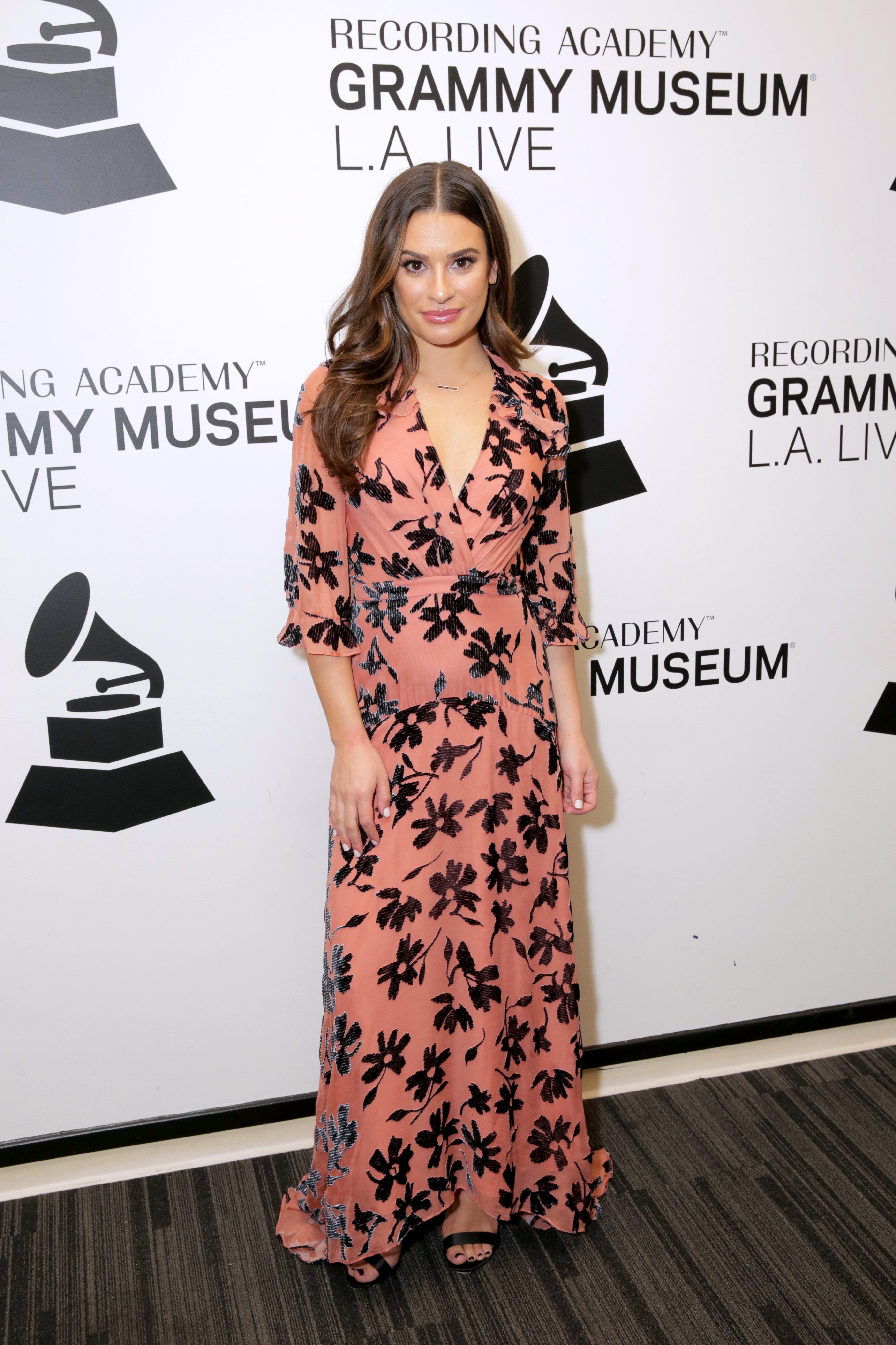 Lea Michele, looks