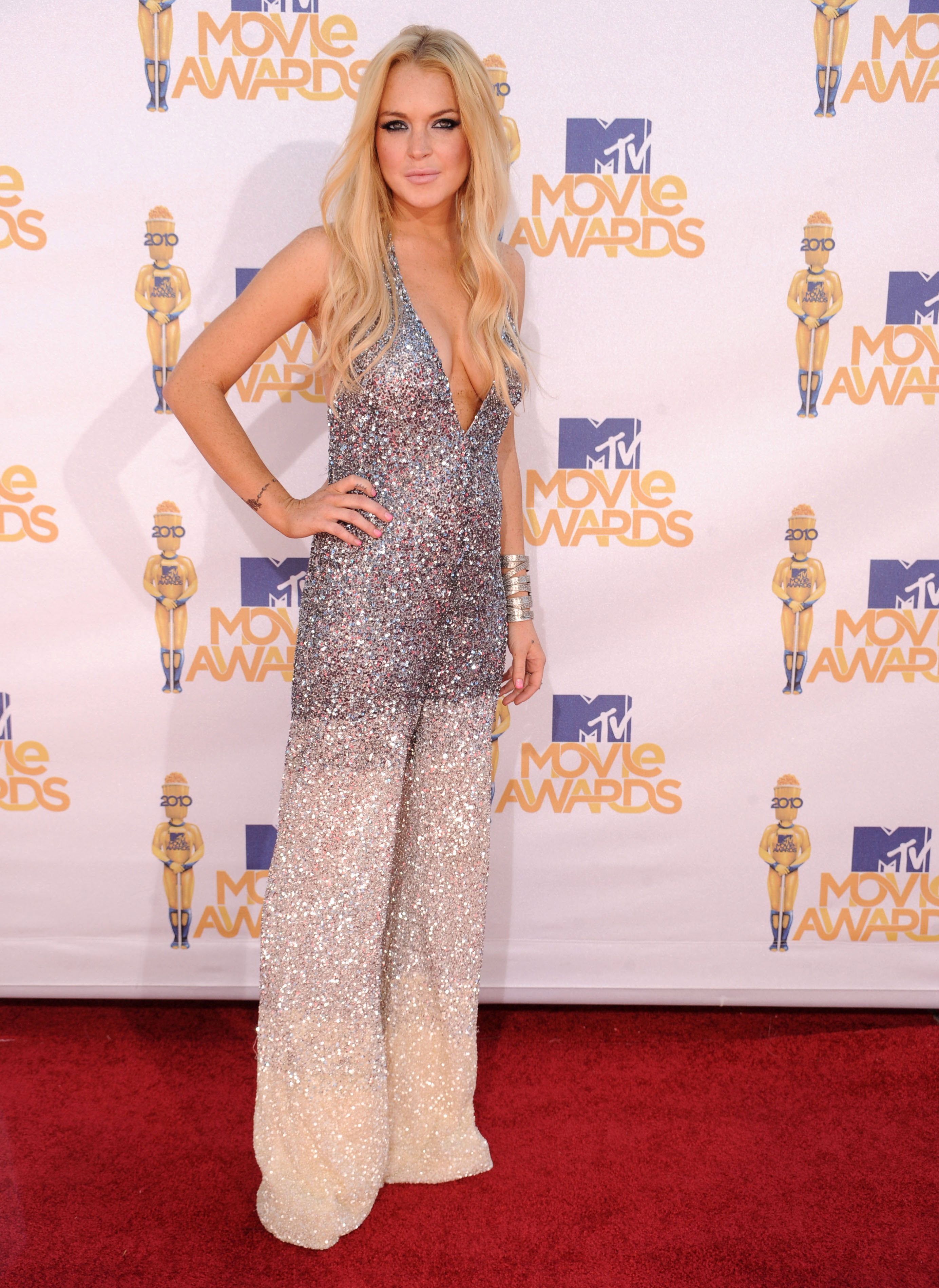 Lindsay Lohan, , MTV Movie Awards