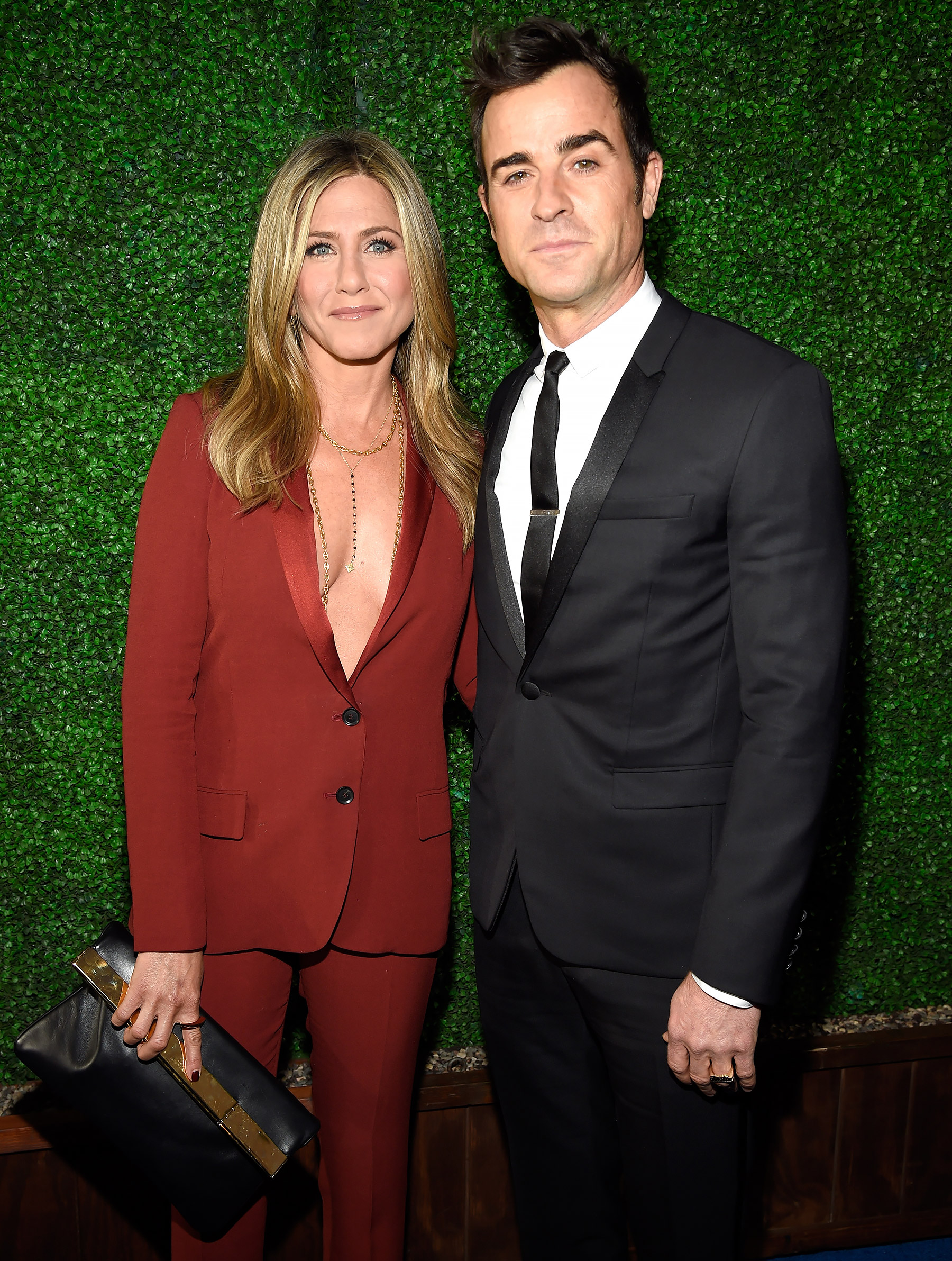 Jennifer y Justin